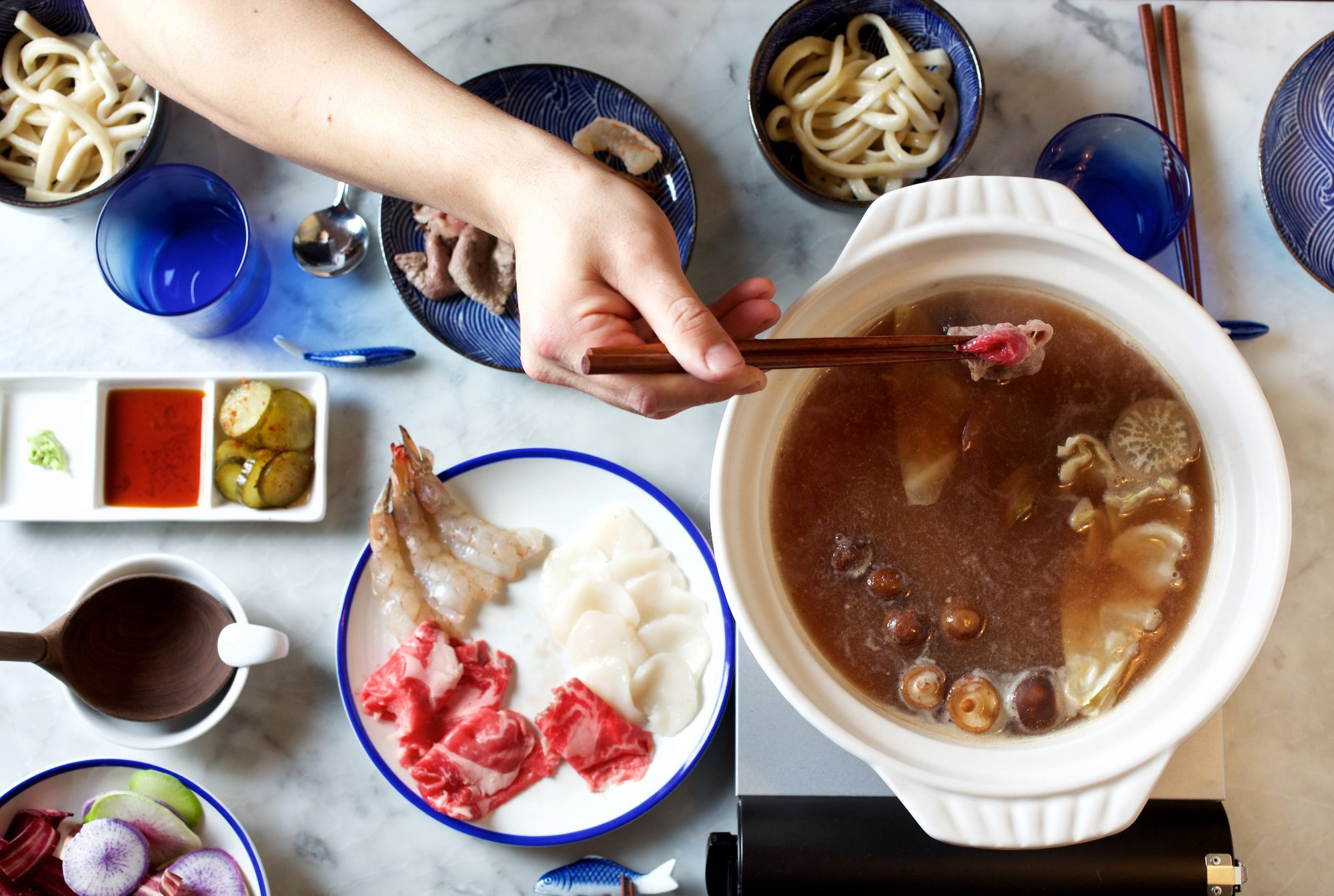 How to Make Hot Pot at Home