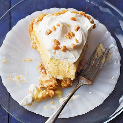 Double-Banana Cream Pie
