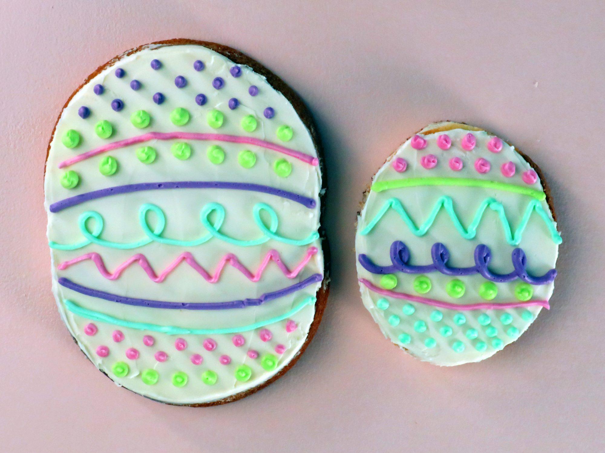 Easter Egg Cake image