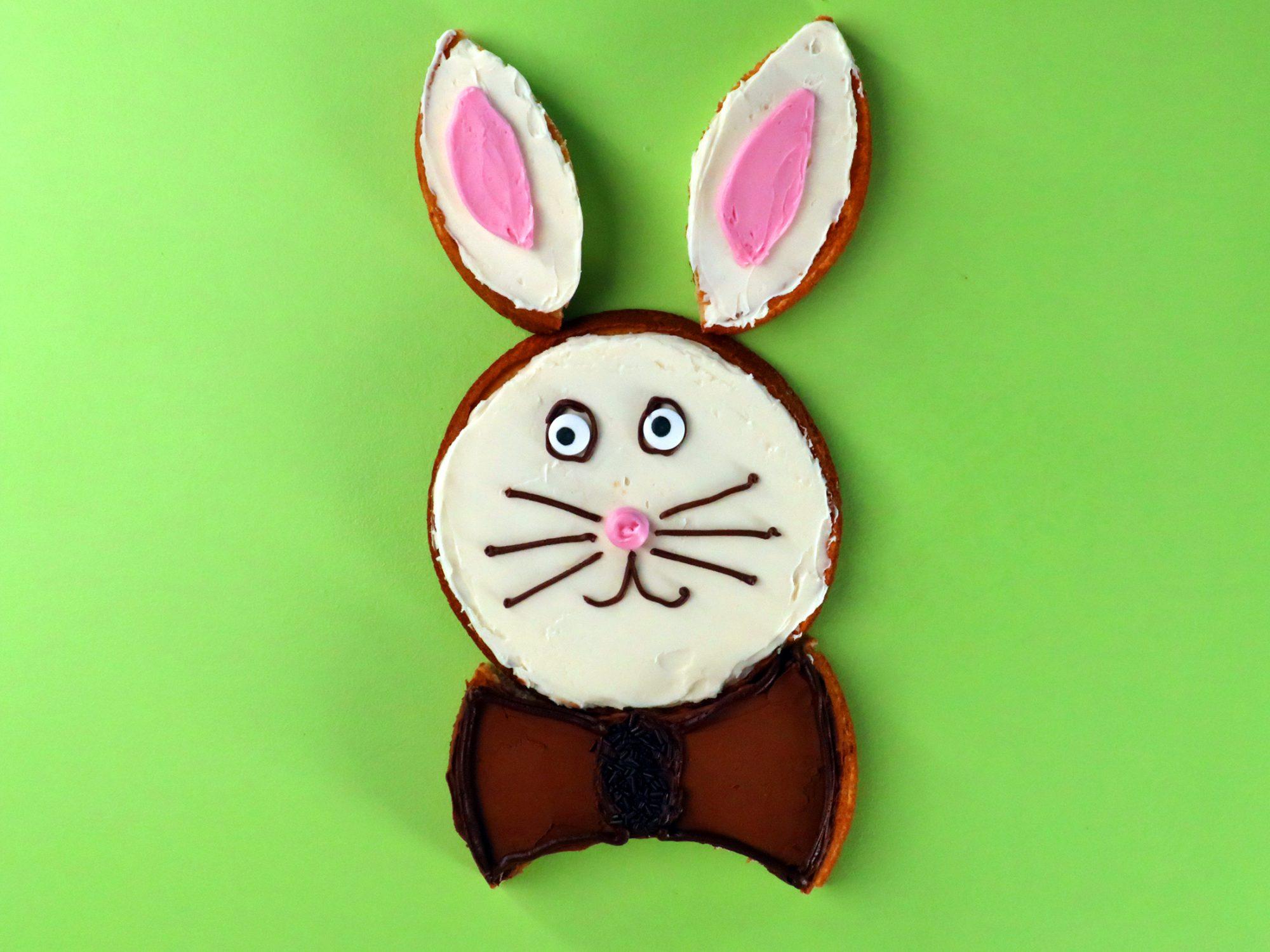 Easter Bunny Cake image