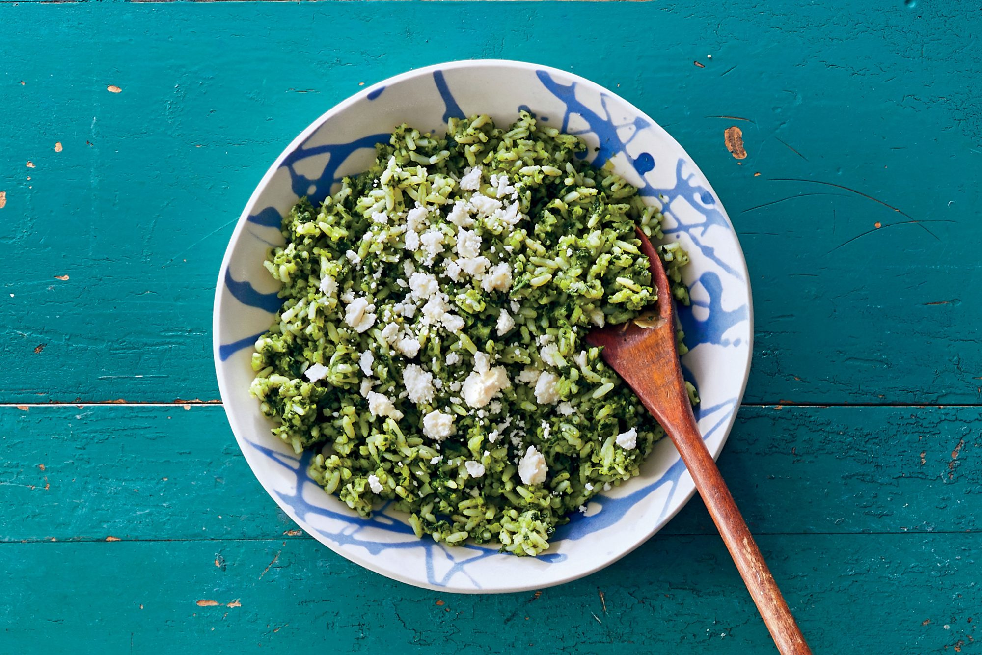 Arroz Verde (Mexican Green Rice)