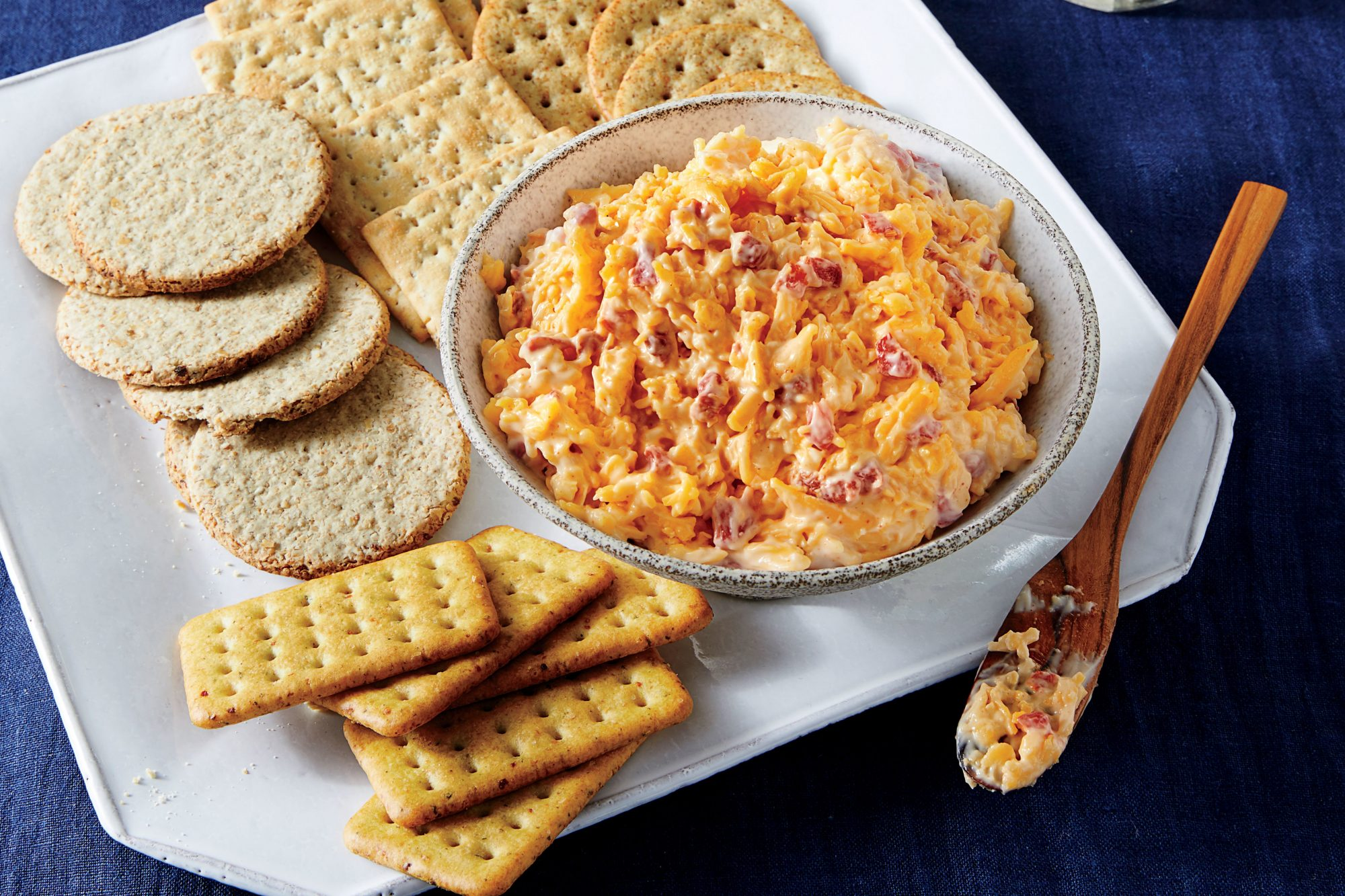 Cheese Spreads and Dips