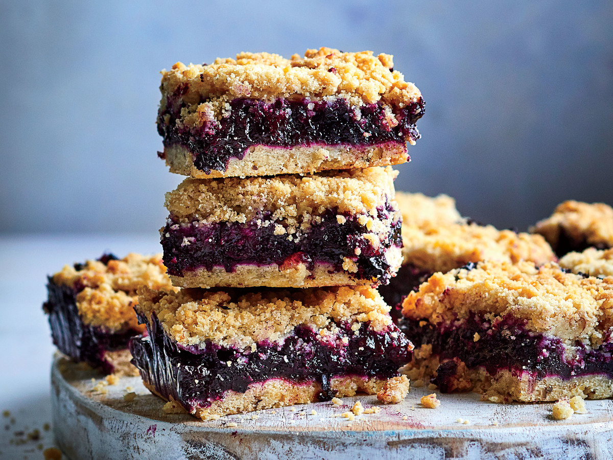 Our Best Blueberry Recipes - MyRecipes