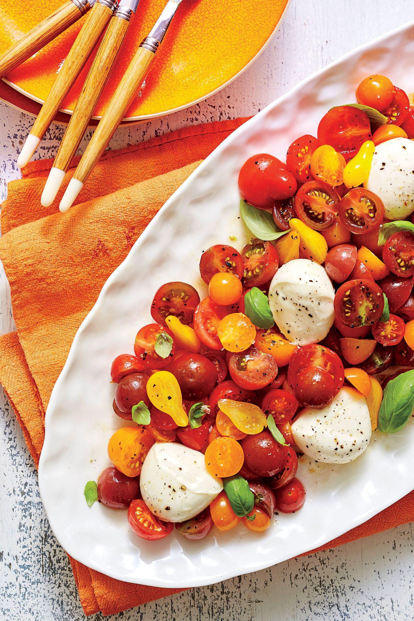 No-Cook Summer Salads