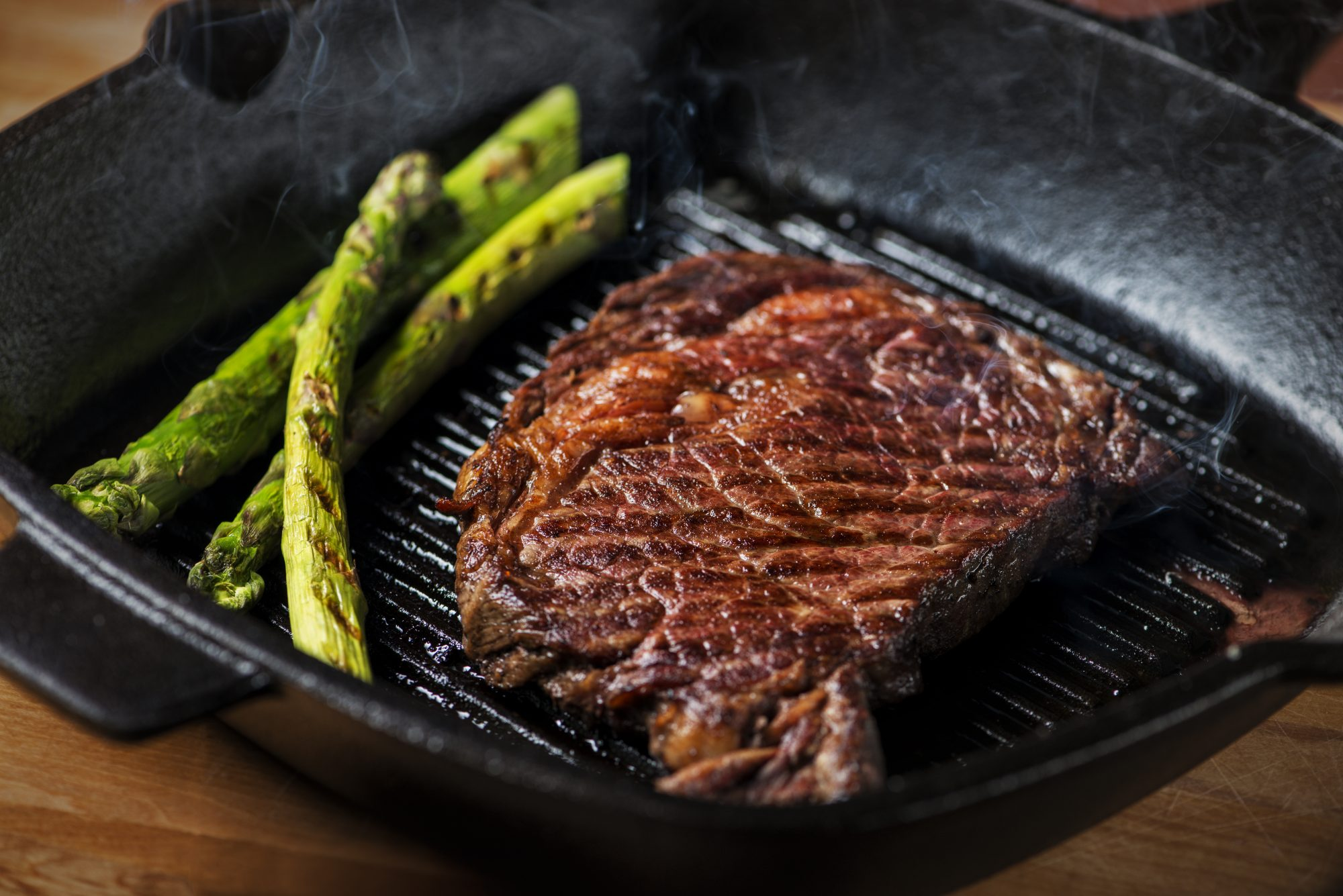 Why You Need a Cast-Iron Grill Pan