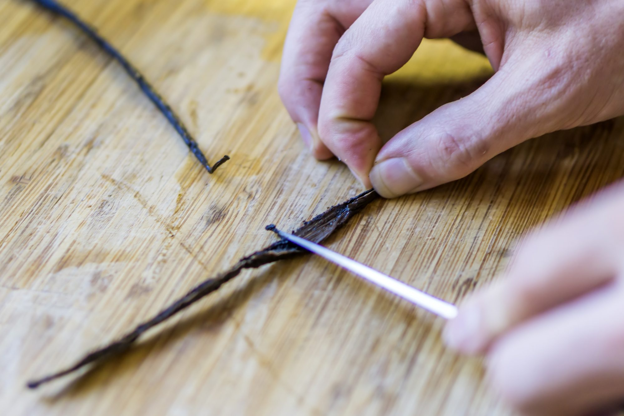 When to Use Vanilla Paste Instead of Vanilla Extract