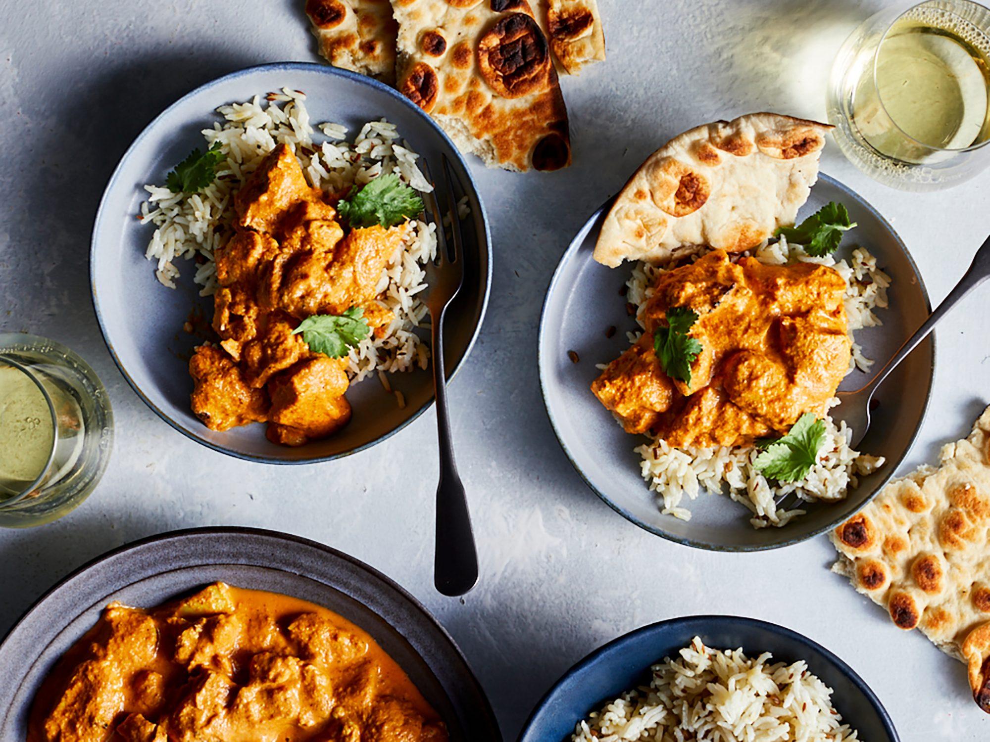 Sheet-Pan Chicken Tikka Masala image