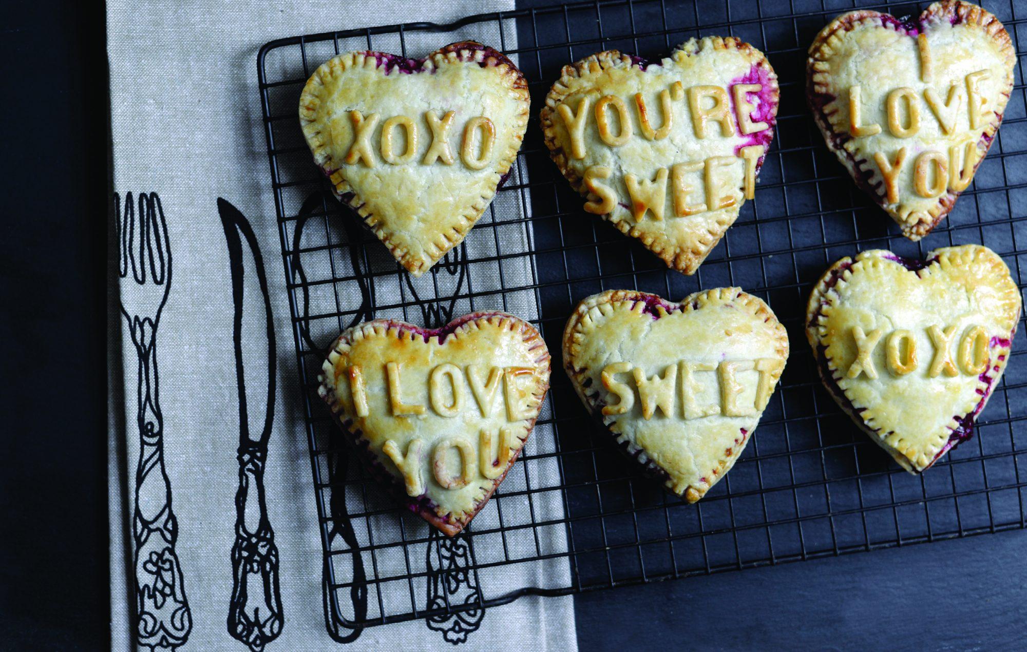 Sweetheart Hand Pies