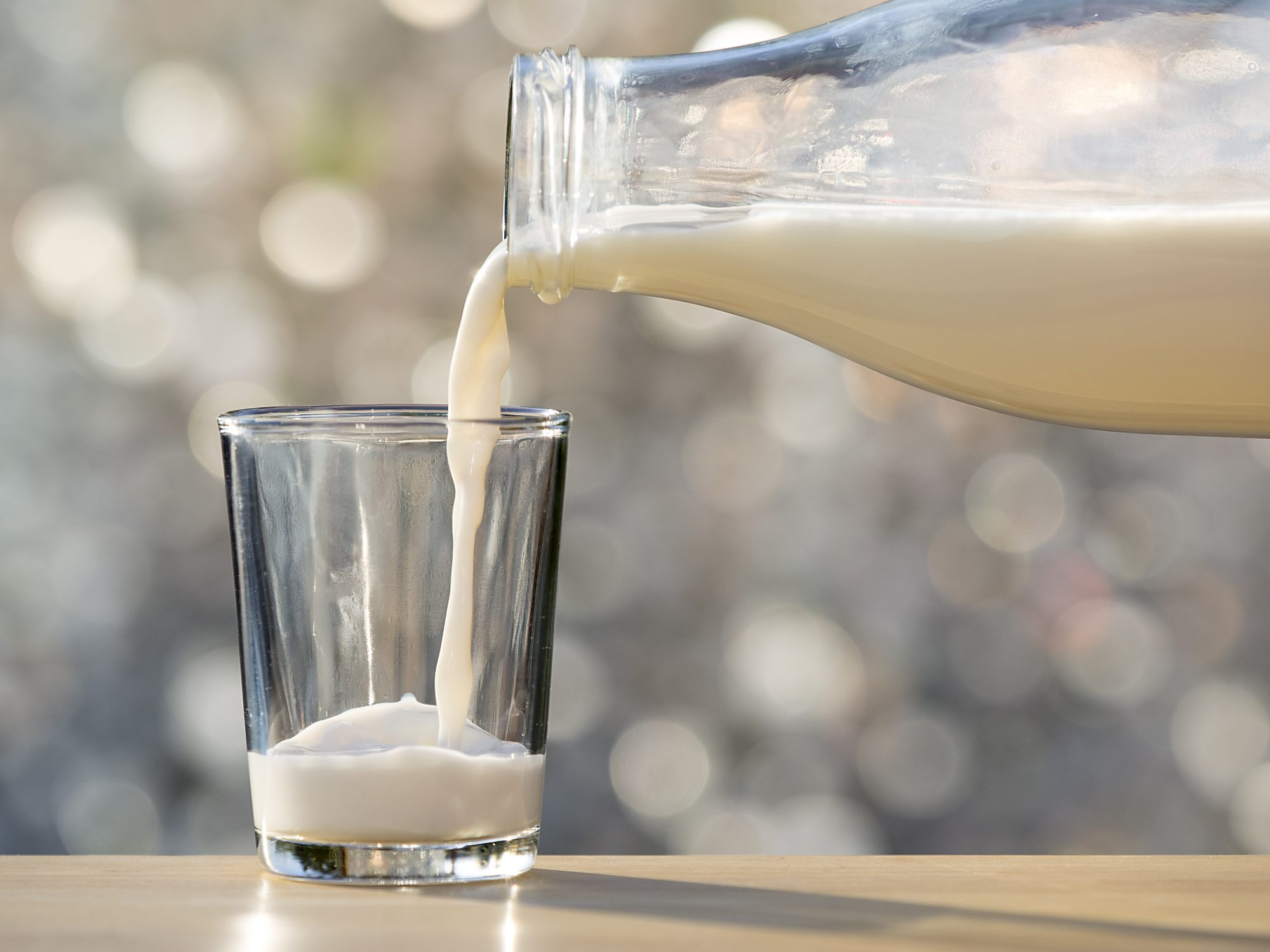 The Major Milk Mistake You're Making in Your Fridge