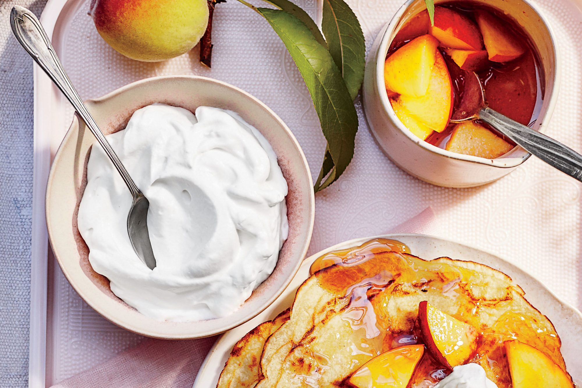 Whipped Cream Isn't Just for Sweets—Here's How to Use It to Garnish Savory Dishes, Too