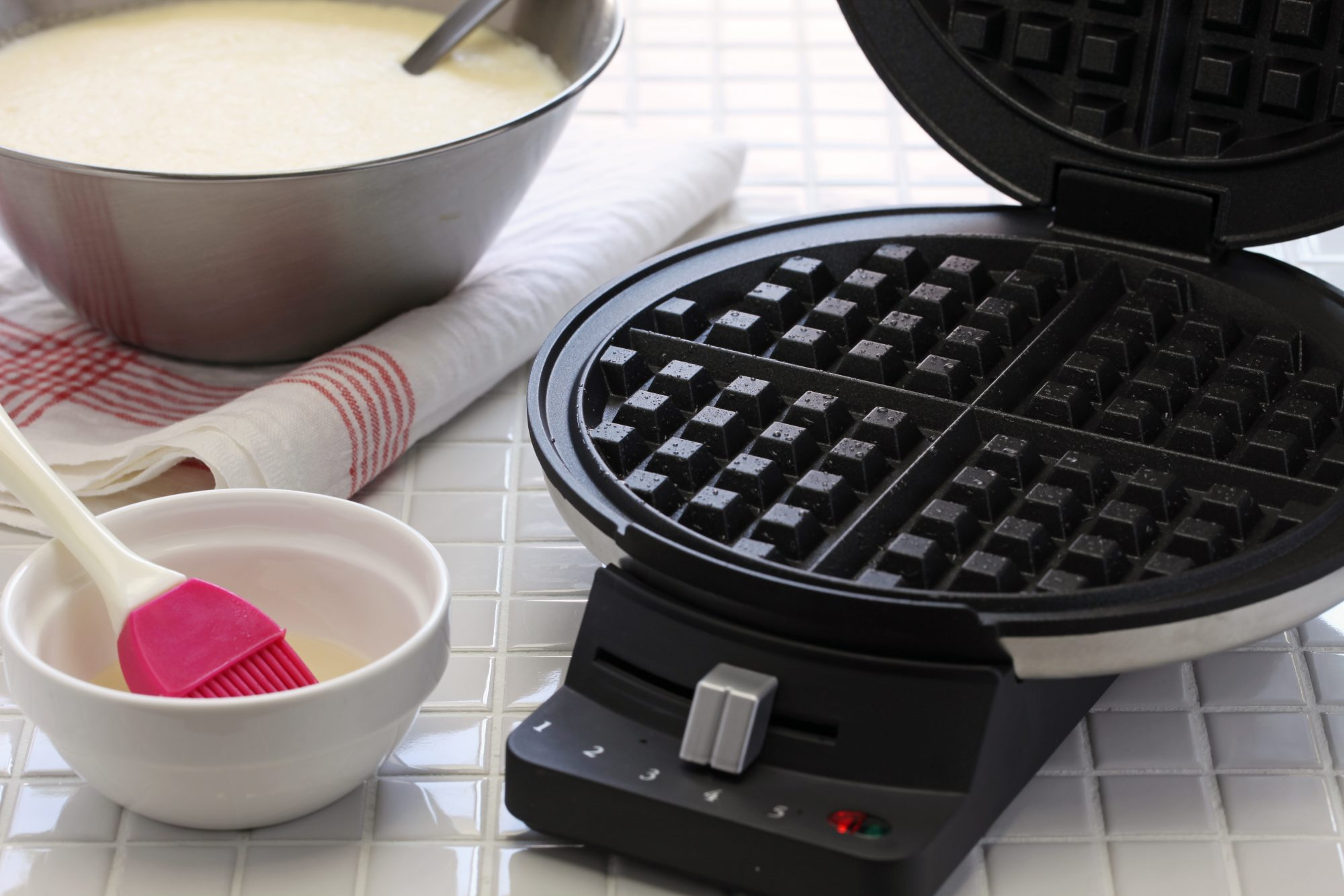 The Easiest Brunch Hack for Your Waffle Iron