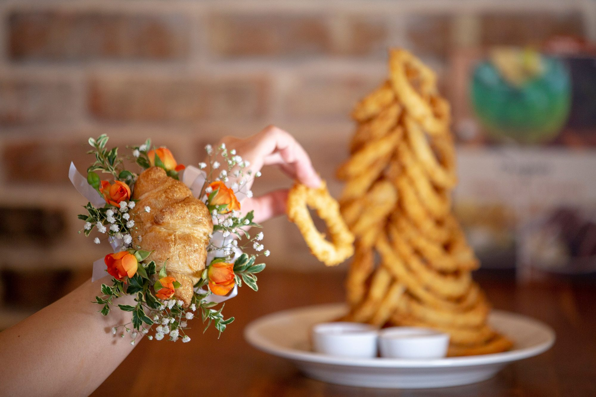 Croissant Corsages Are This Prom Season's Hottest Accessory