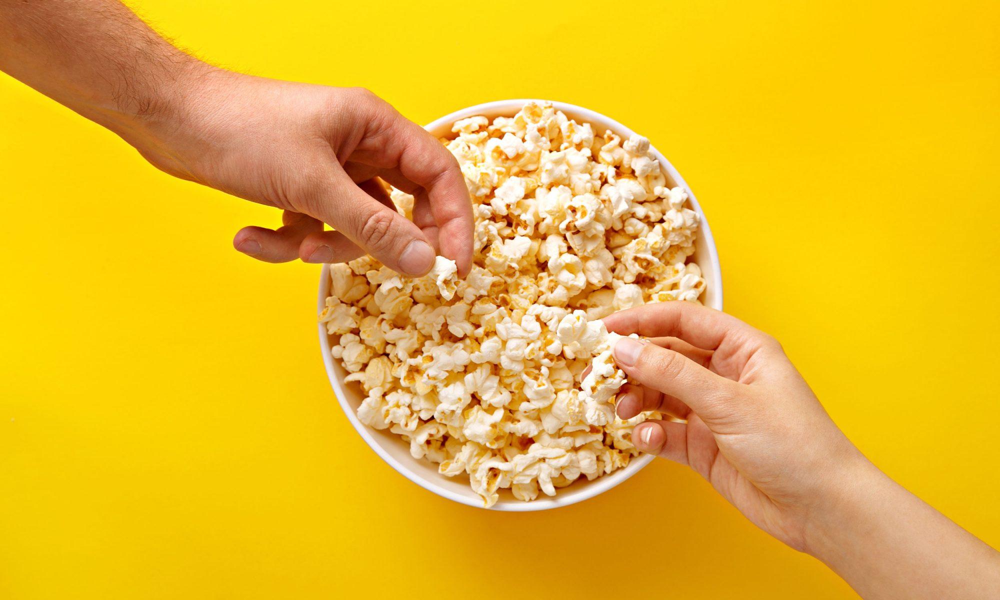 EC: Homemade Popcorn Is 100 Percent Worth It
