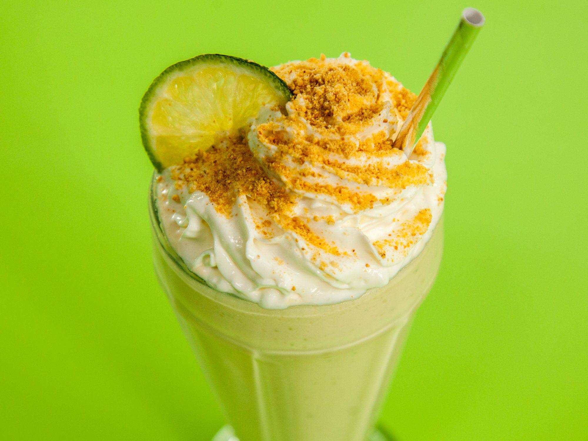 Key Lime Pie Milkshake image