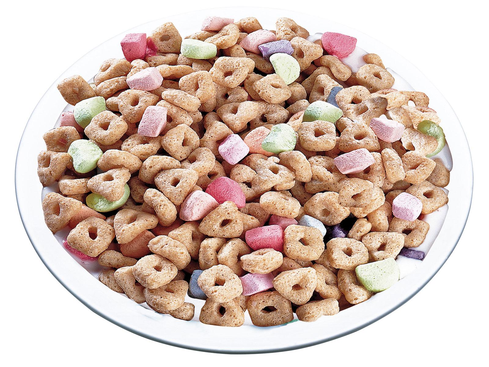 Bob Ross cereal