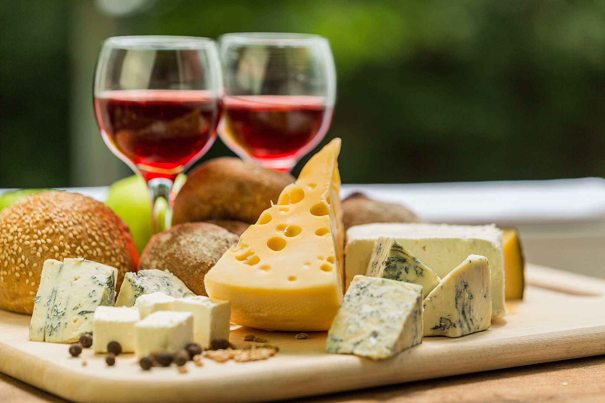 New Tariffs Could Raise the Prices of Your Cheese, Wine, and Olive Oil