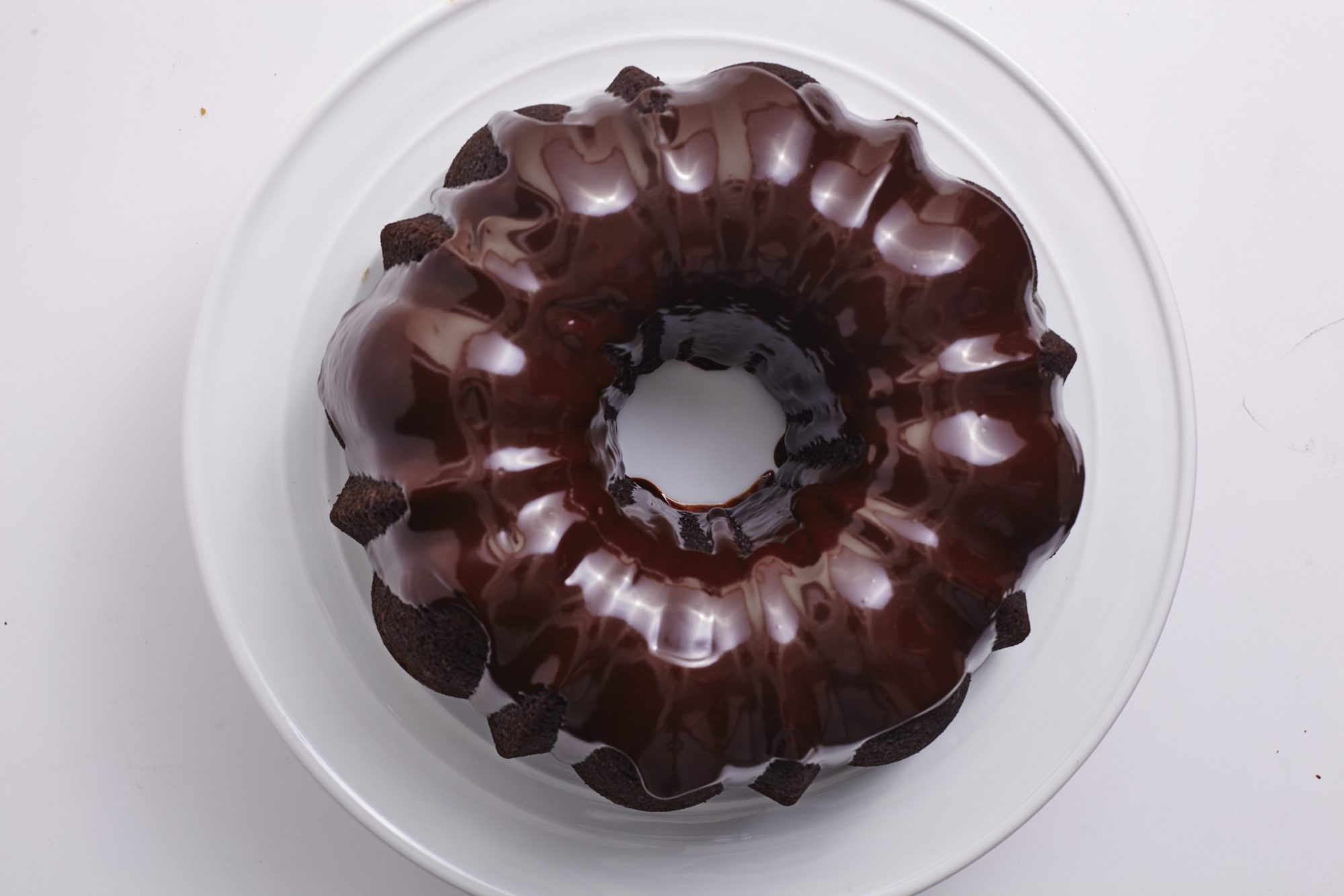 Perfect Chocolate Bundt Cake image