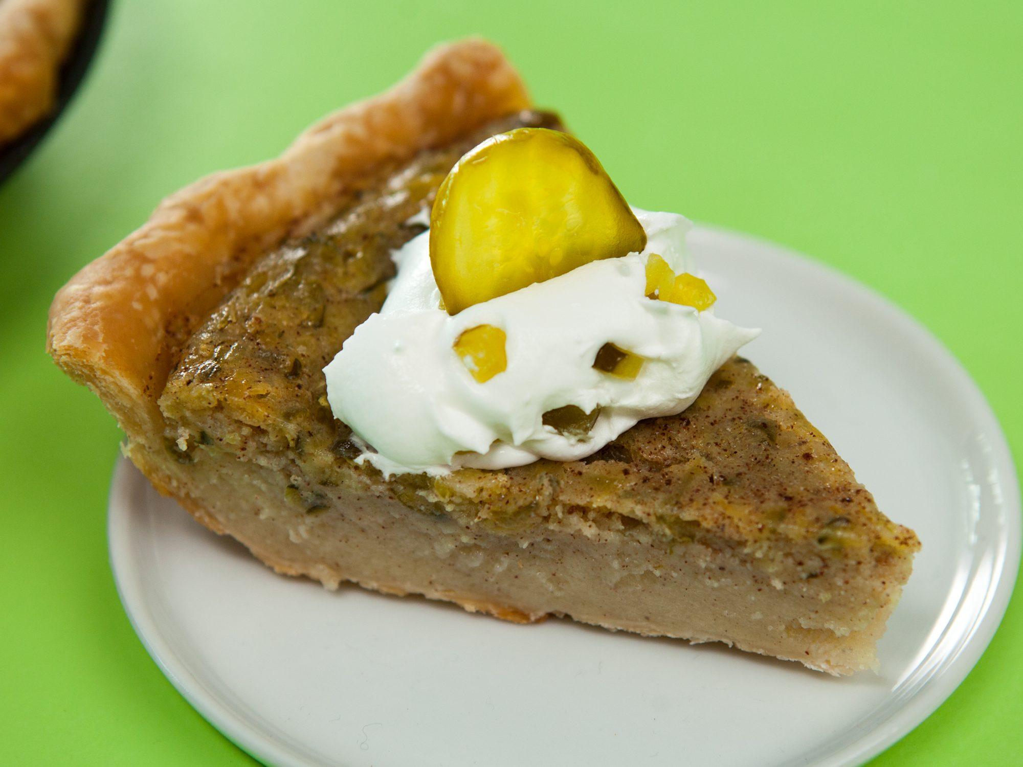 Utah Pickle Pie