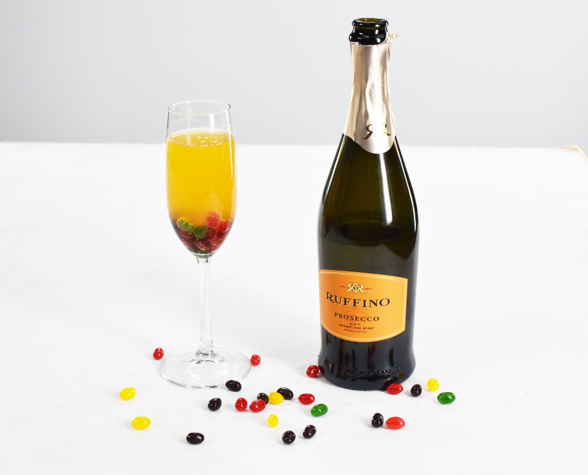 This Jelly Bean Bellini Is Here to Save Your Easter Brunch
