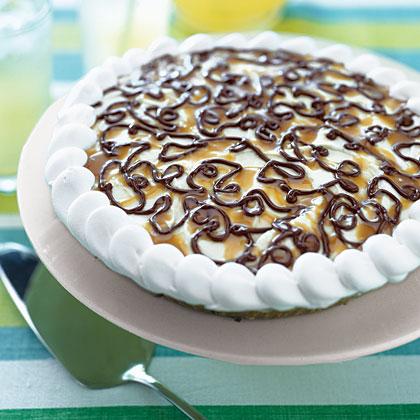 Ice Cream Sundae Pie Recipe