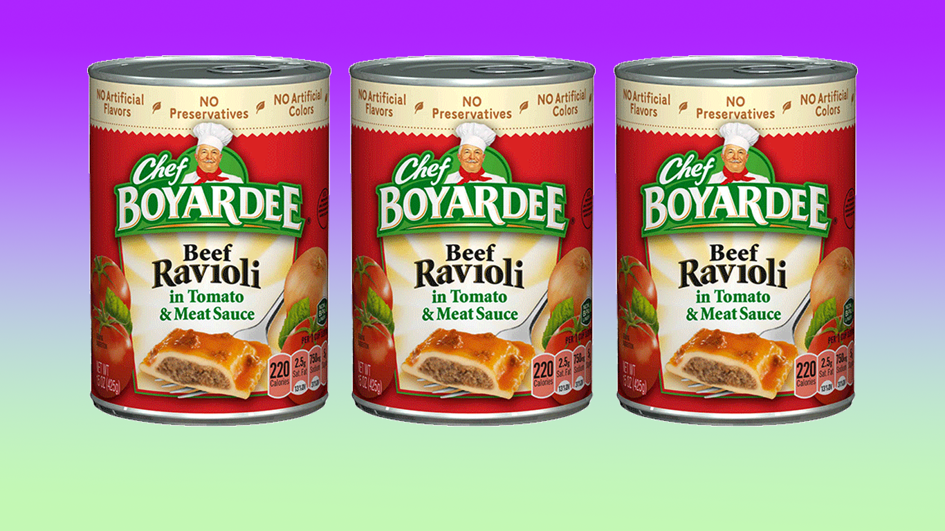 Can of Chef Boyardee on Wheels Shuts Down Chicago Traffic