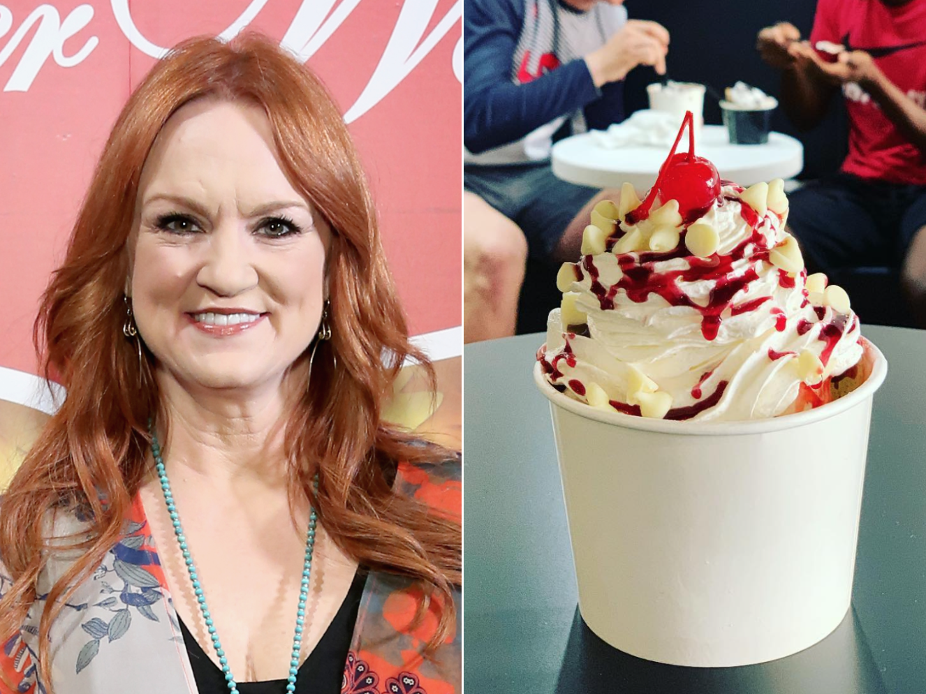 The Pioneer Woman Is Opening an Ice Cream Shop