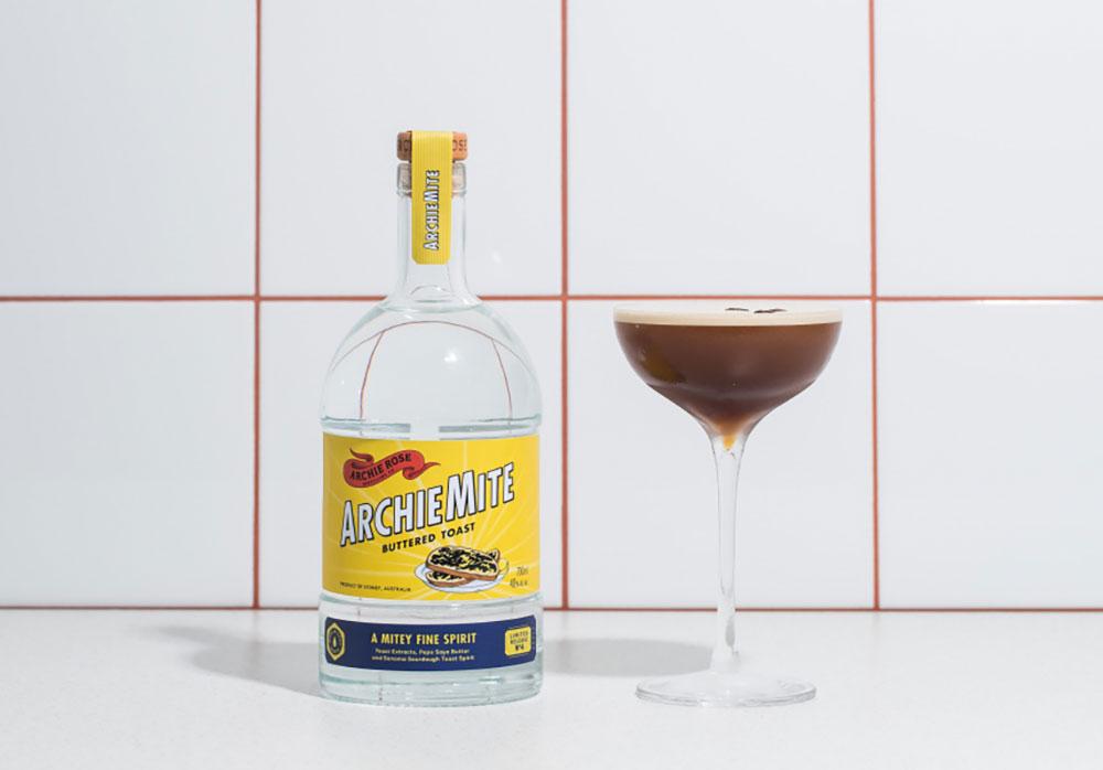 This<b> </b>Australian Distillery Invented Vegemite Liqueur