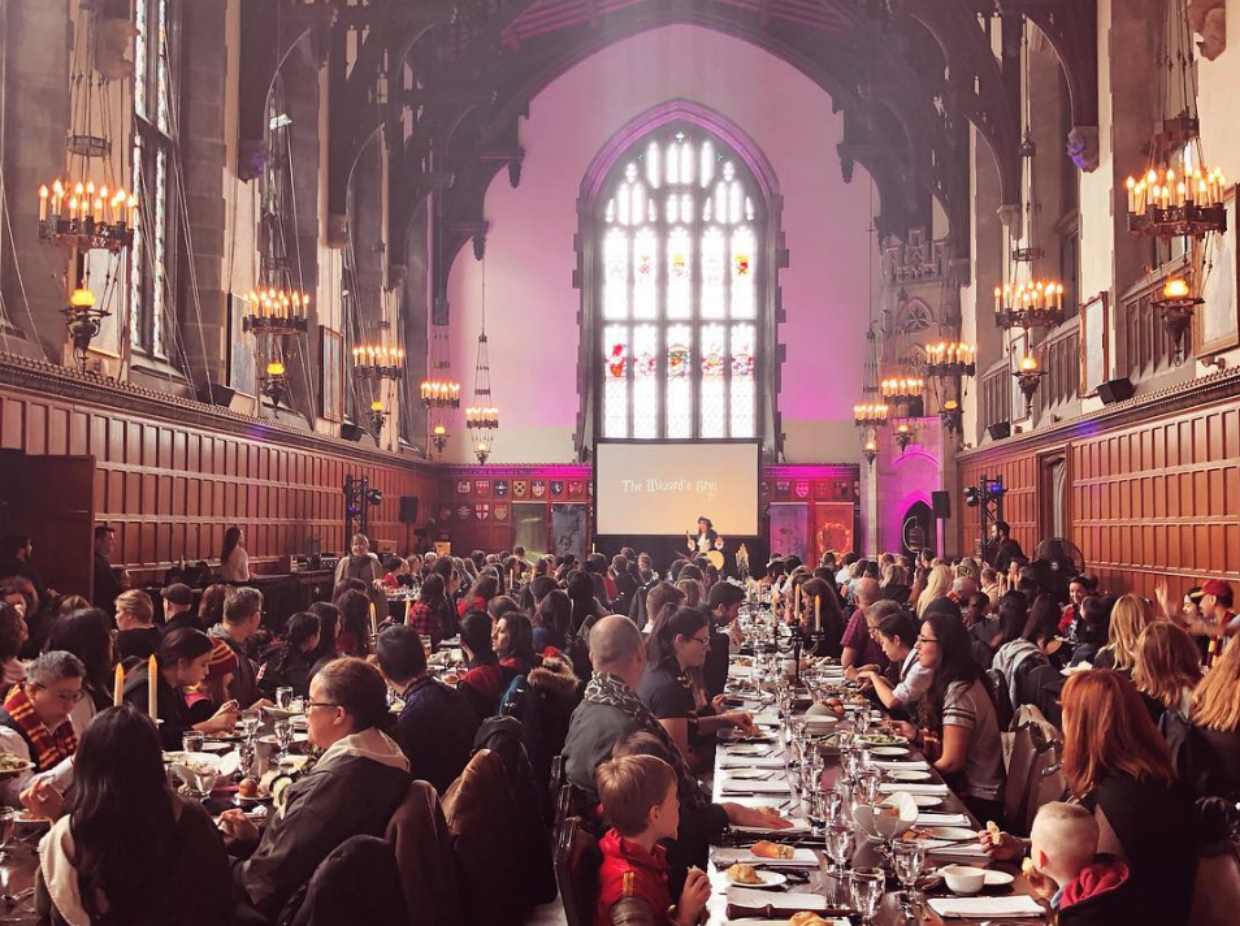 A Harry Potter-Themed Brunch Is Headed to NYC This August
