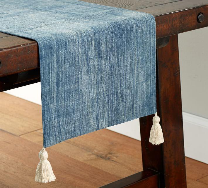 the-emily-meritt-denim-indigo-table-runner gift guide