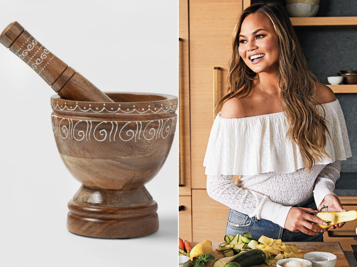 Chrissy Teigen Just Expanded Her Target Line—Here are 10 Items We Love