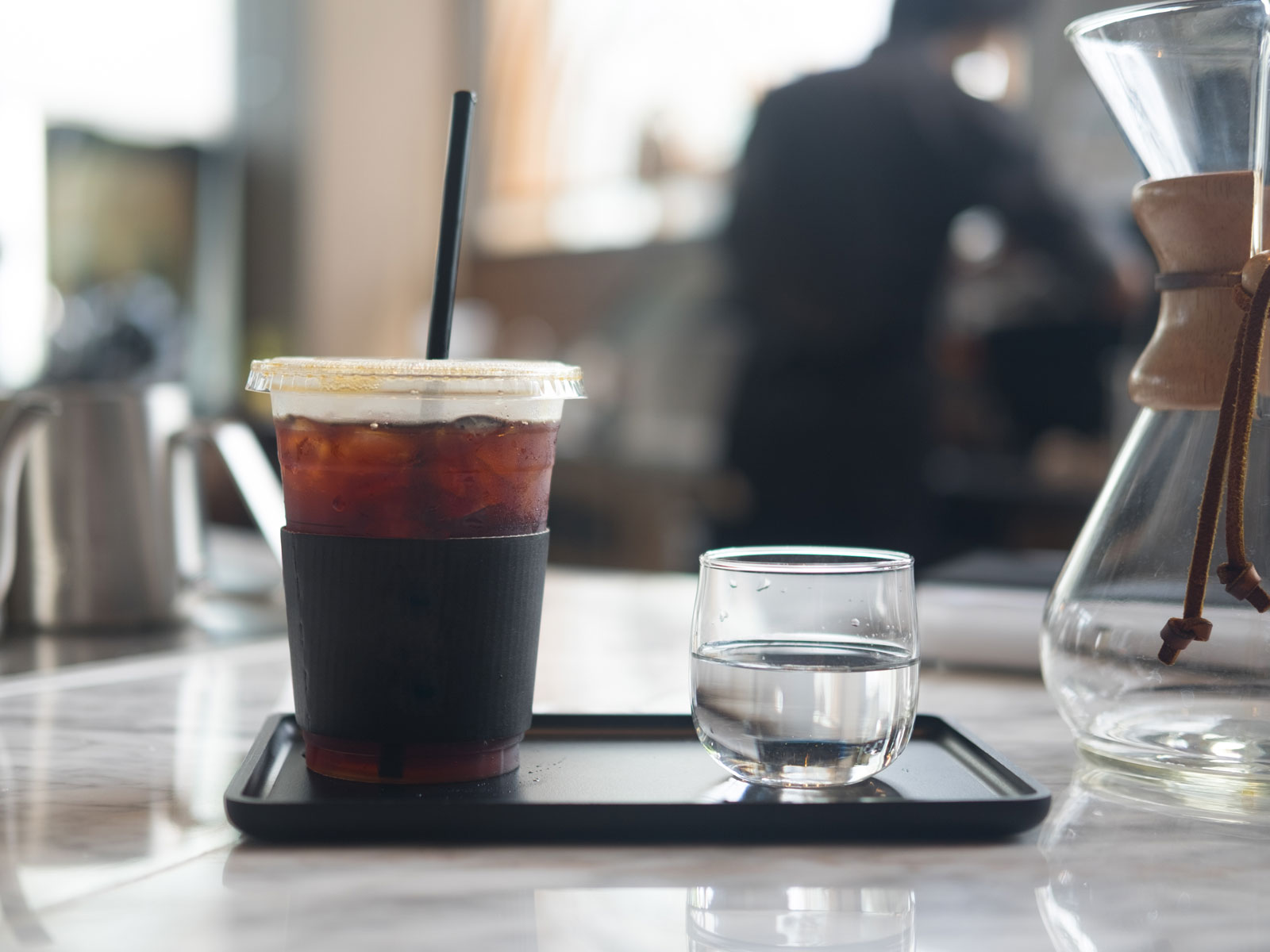 Cold Brew Coffee: Now in Vodka Form