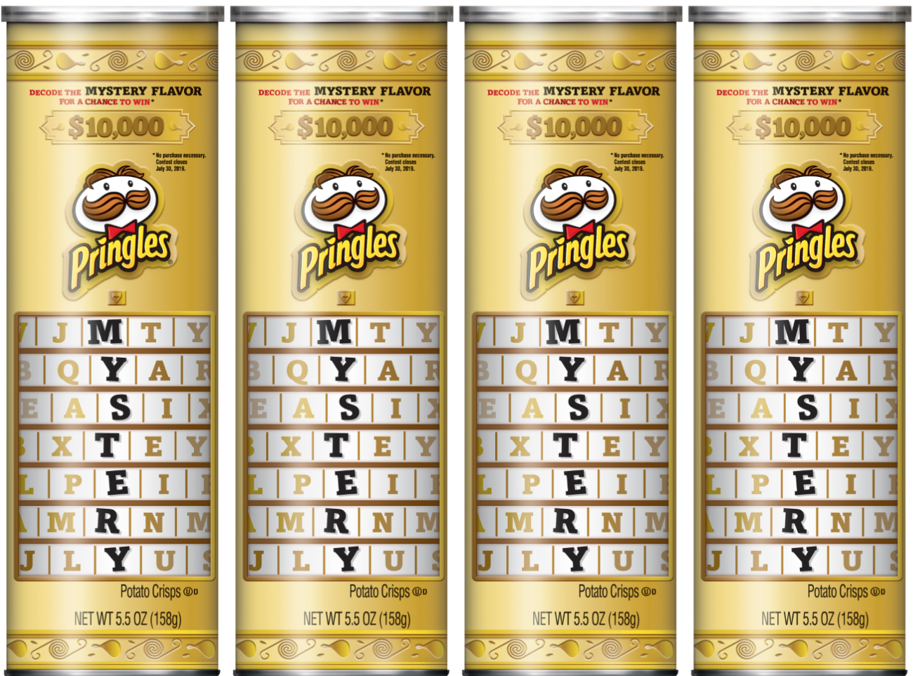 Pringles Is Launching a Mystery Flavor This Summer