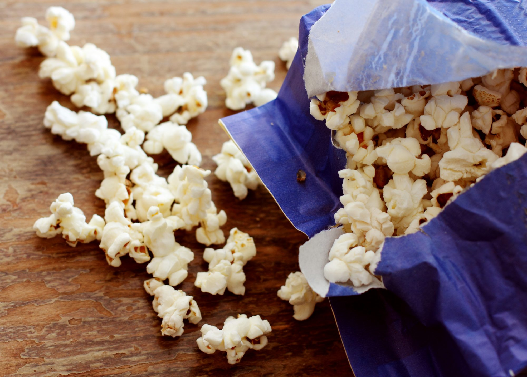 What Happens If You Pop Bags of Popcorn 'This Side' Down