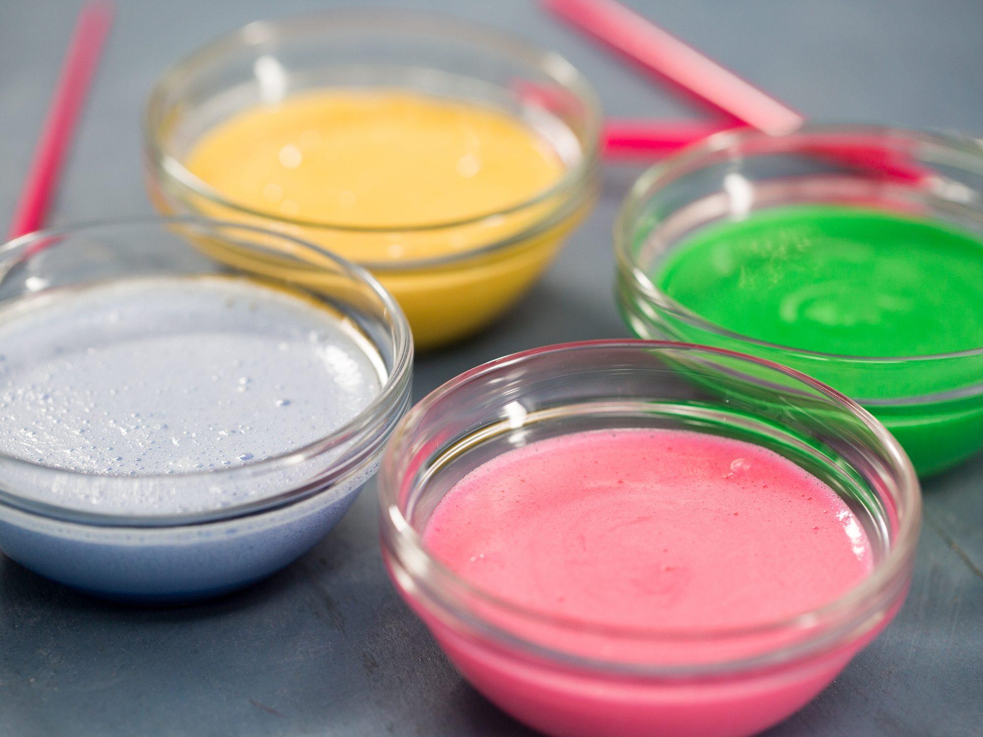 Edible Marshmallow Paint image
