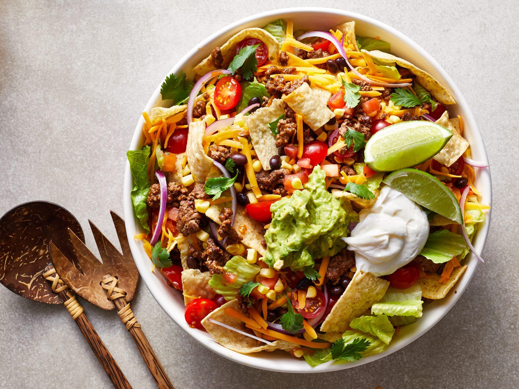 Easy Taco Salad image