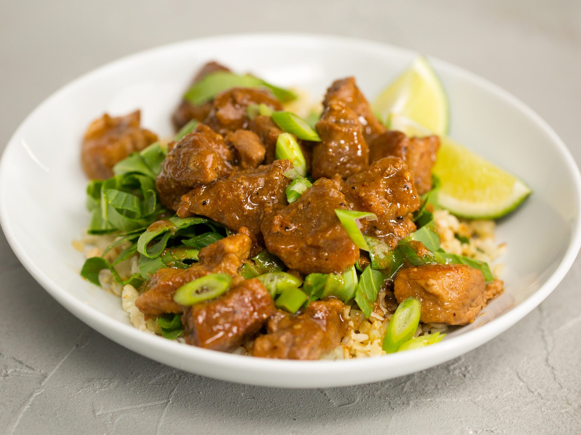 Instant Pot Keto Adobo Pork