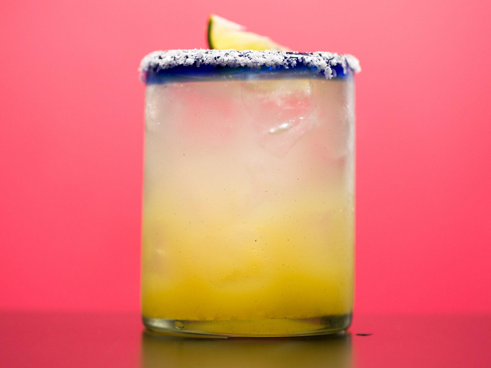 Super Skinny Margarita image
