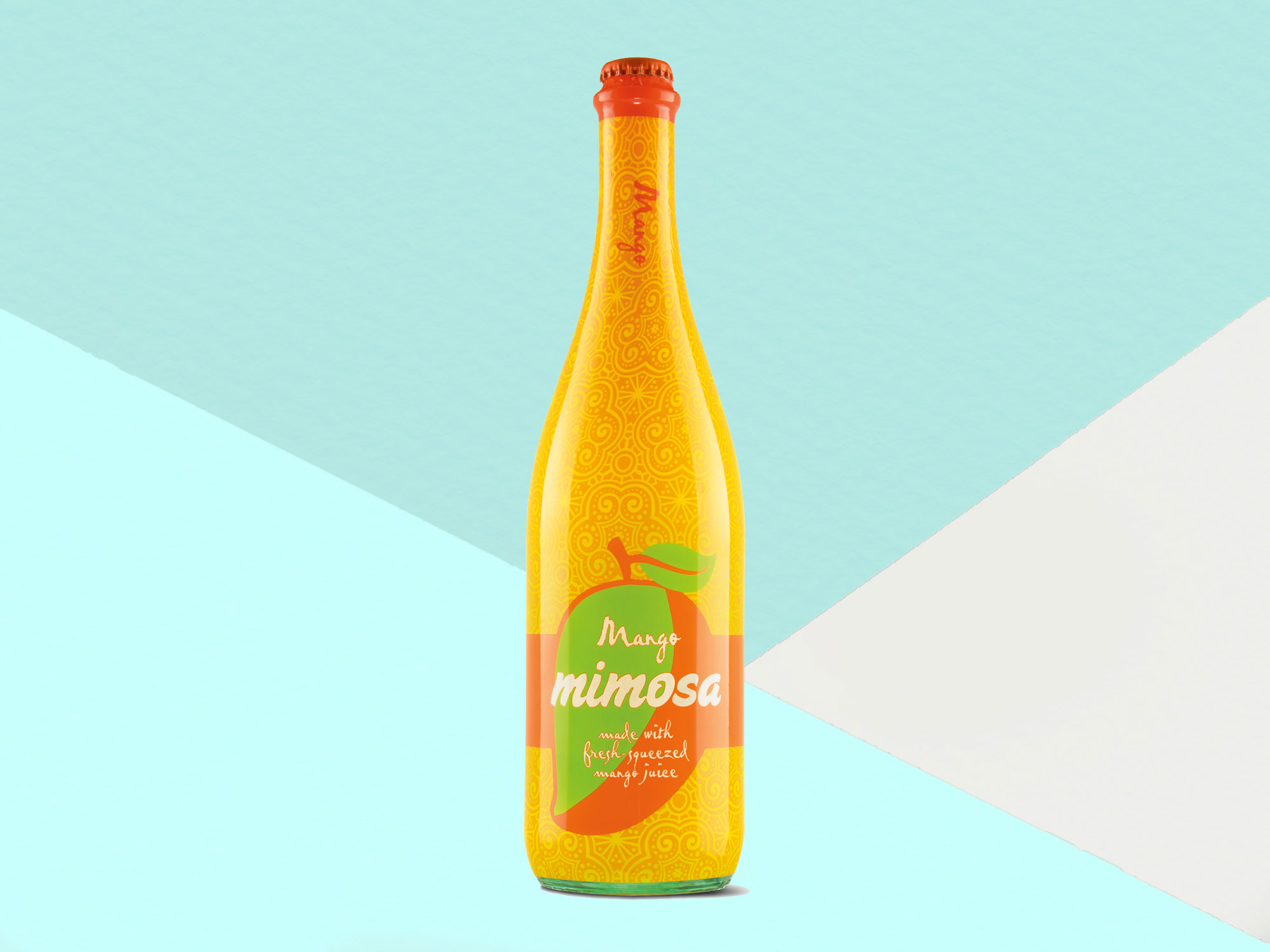 Aldi's Releasing a Bottled Mango Mimosa This Summer (and It's Under $9!)