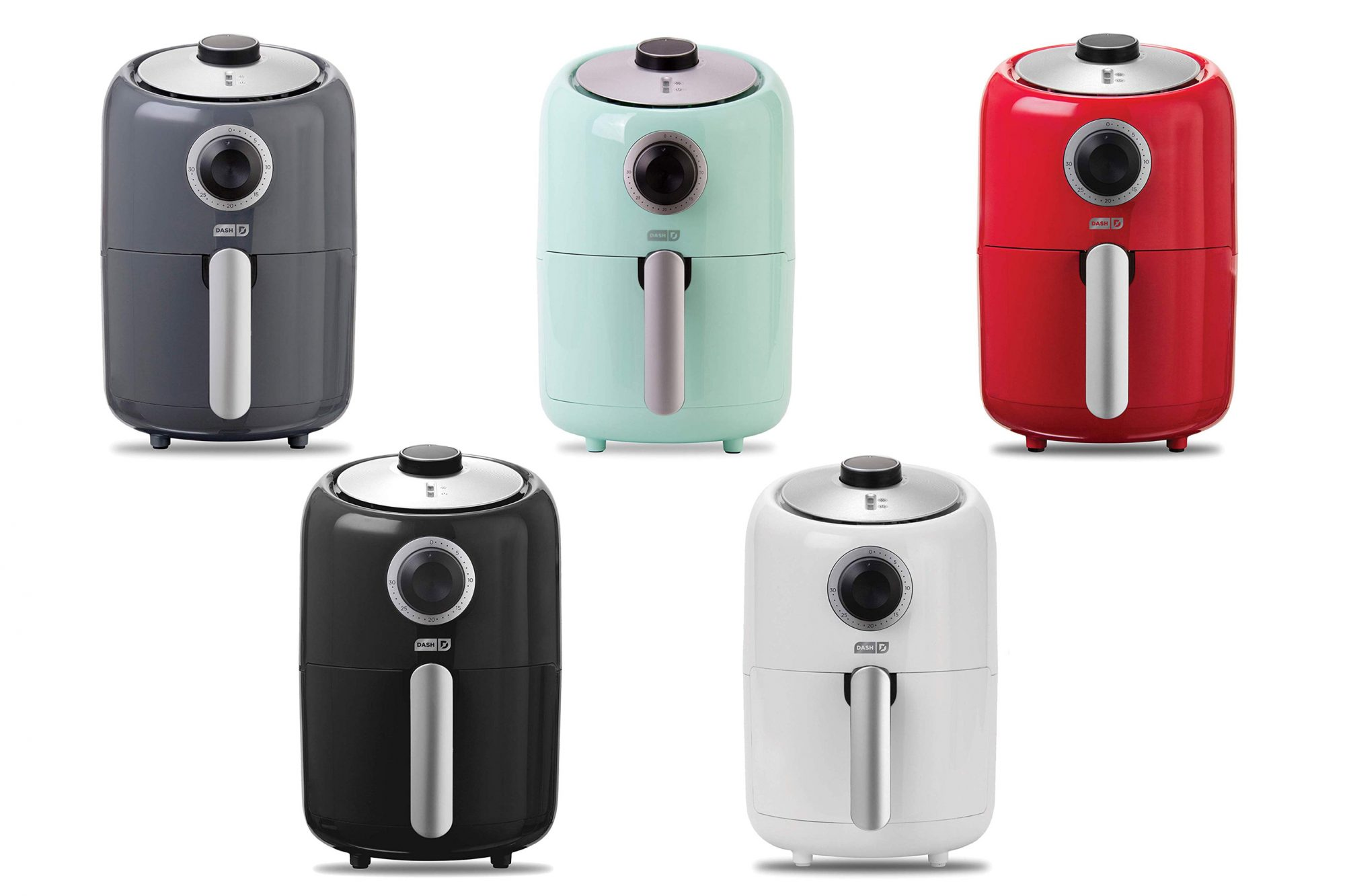 This Best-Selling Air Fryer Is Super Compact, Cute, and Only $36