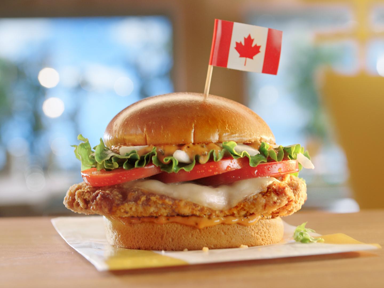 I Tried McDonald's 'Worldwide Favorites' Menu (Including the Stroopwafel McFlurry) mcdonalds-worldwide-favorites-chicken-FT-BLOG0519