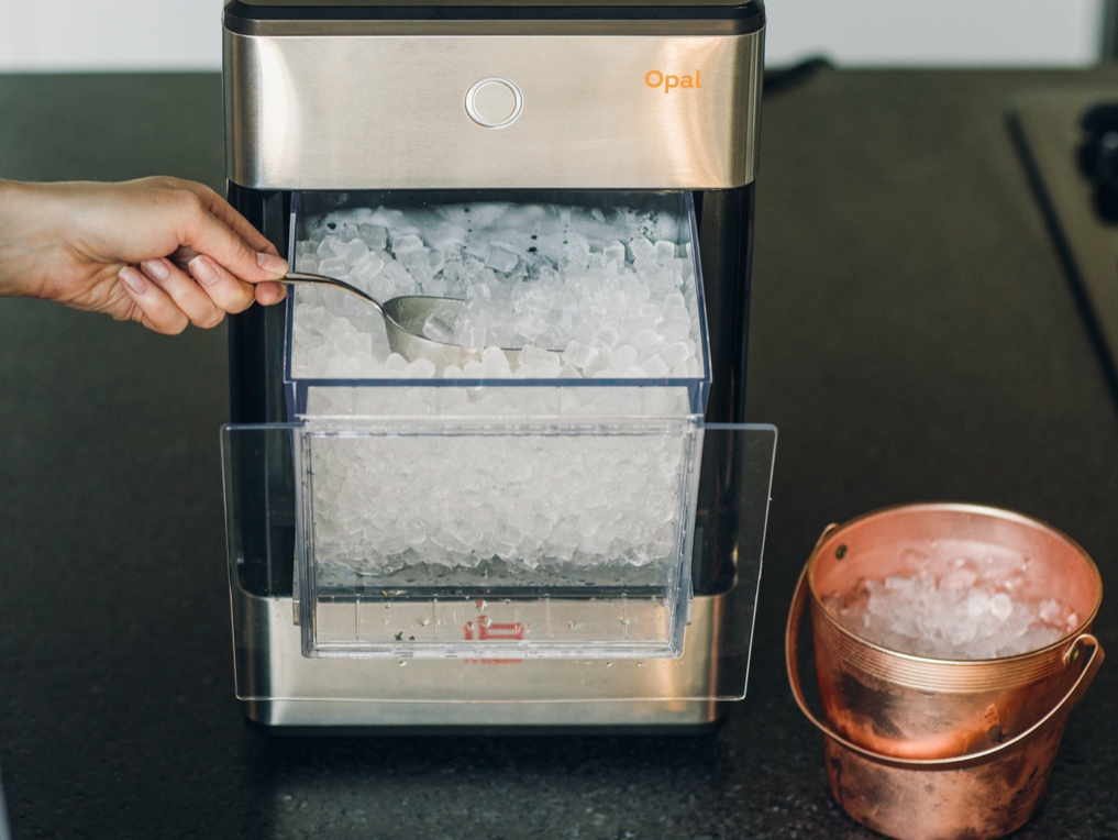 ICYMI: This Machine Makes Zaxby's-Level Ice in Your Very Own Kitchen