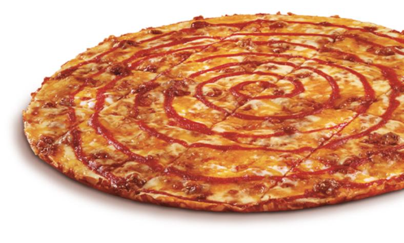 Little Caesars Puts Frito Pie on a Pizza