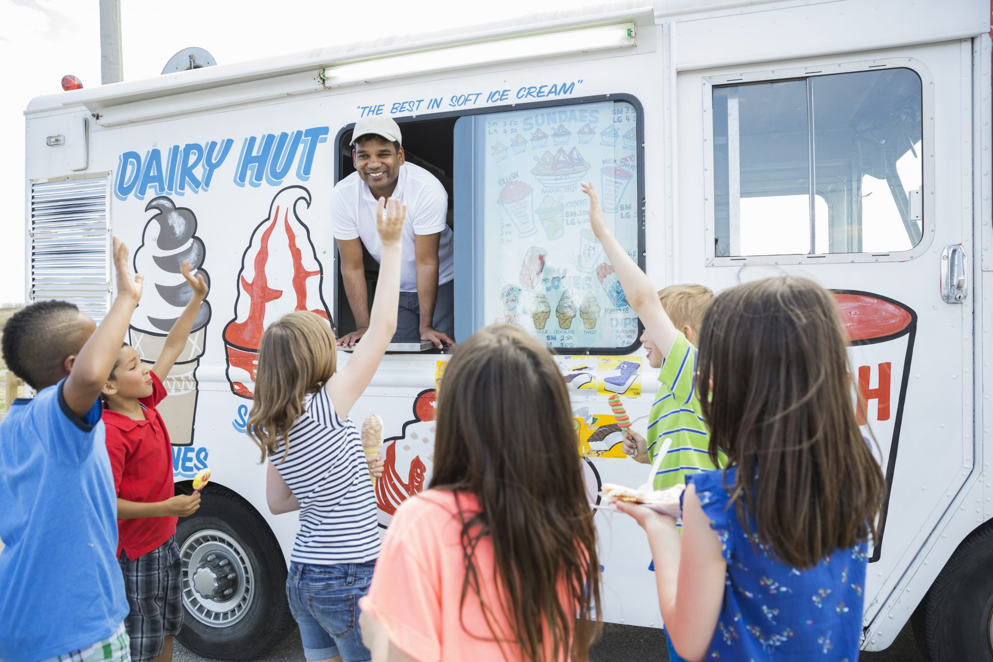 New York City Cracks Down on Ice Cream Trucks With 'Operation Meltdown'