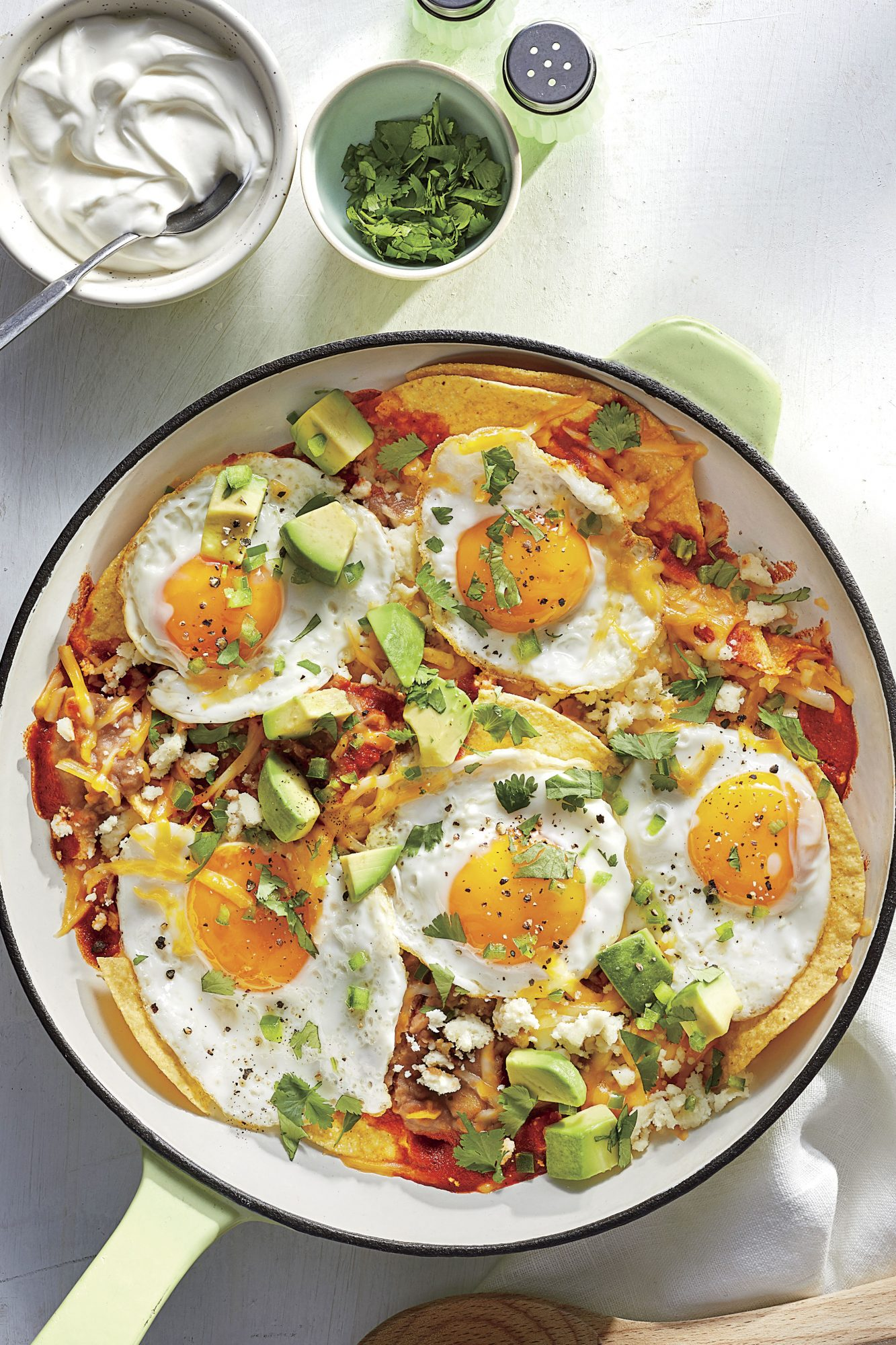 Easy Huevos Rancheros Bake