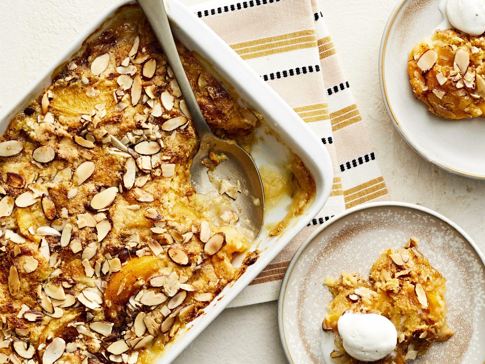 Our Best Peach Recipes - MyRecipes