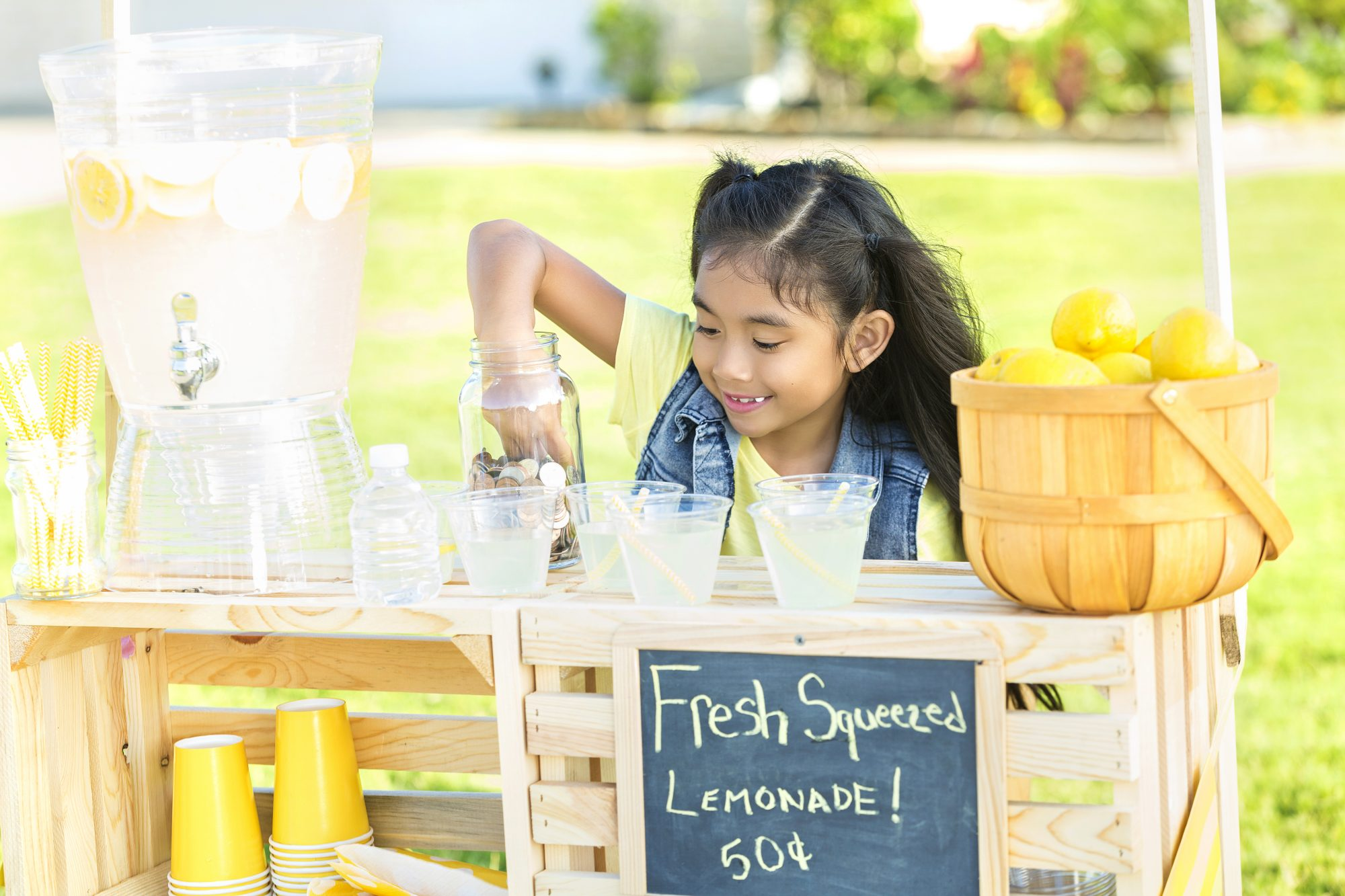 Texas Has Legalized Lemonade Stands