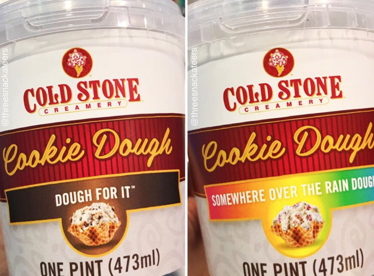 Cold Stone Cookie Dough Pints Are Happening Soon
