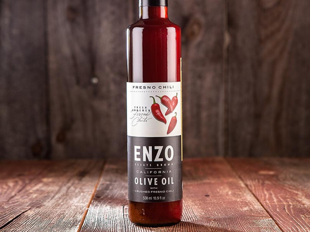 ENZO Fresno Chili Crush