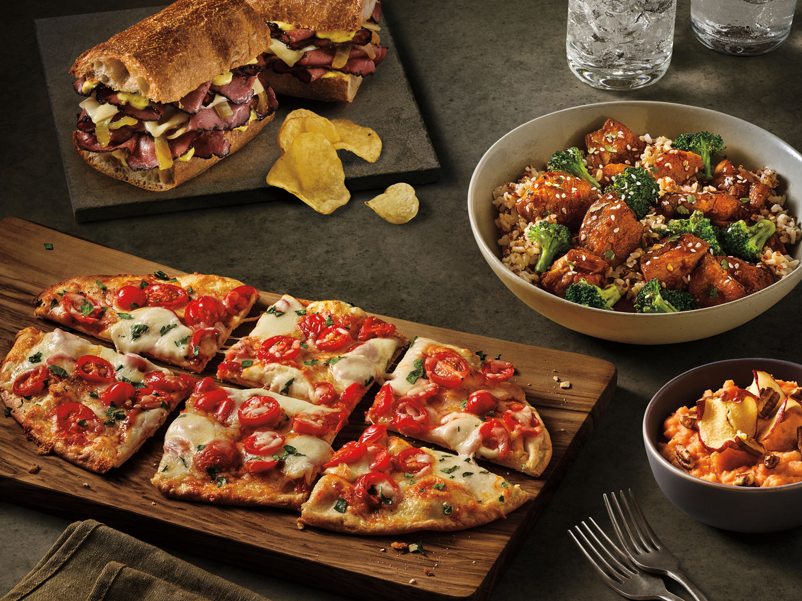 Panera Takes a Seat at the Dinner Table with Brand New Menu Items