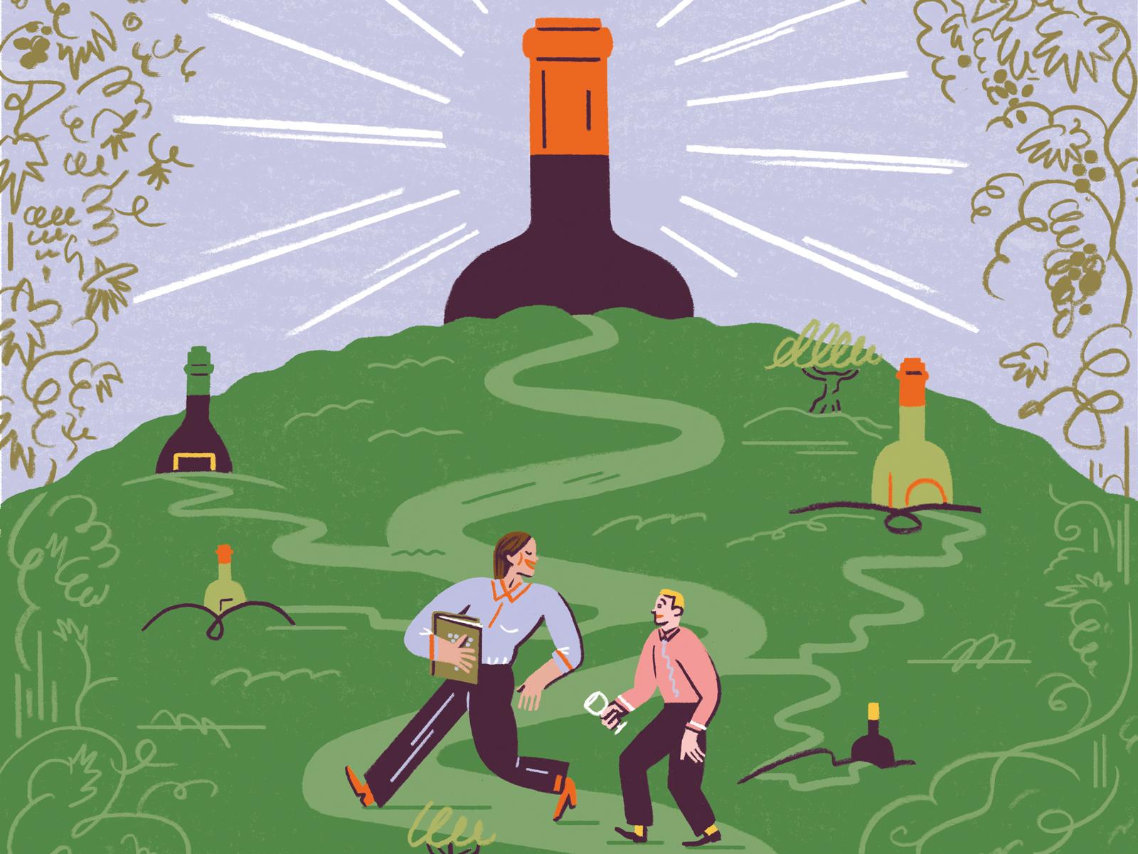 Bottle Service Wine List